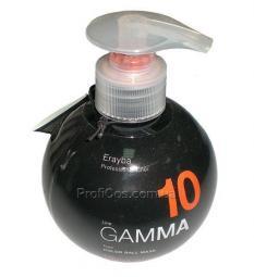 """Маска для поддержания цвета волос """"Медный"""" ERAYBA GAMMA G10/44 Color Ball Mask"""