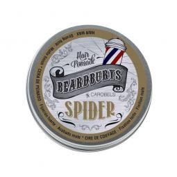 Текстурирующая помада для волос эластичной фиксации Beardburys Spider Wax
