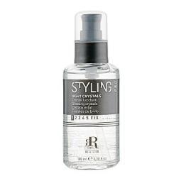 Жидкие кристаллы для блеска волос RR Line Styling Glossing Crystals