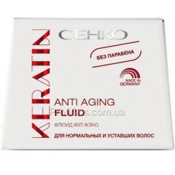 Флюид для ослабленных волос с кератином C:EHKO Keratin