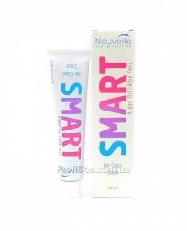 Nouvelle Smart Hair Color Перманентная крем-краска 2 - Очень темный коричневый