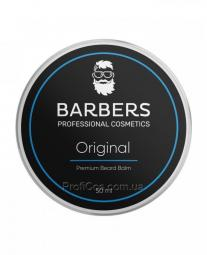 Фиксирующий смягчающий бальзам для бороды Barbers Original