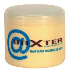 Маска для сухих и поврежденных волос с молочными протеинами Baxter Milk Proteins Smoothing Mask