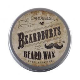 Воск для бороды и усов средней фиксации Beardburys Beard Wax