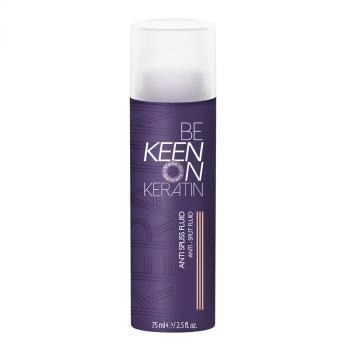 Фото Восстанавливающий флюид для посеченных кончиков волос с кератином KEEN Keratin Hair Repair Fluid