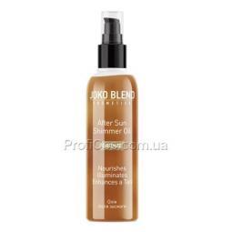 Смягчающее масло после загара с шиммером Joko Blend After Sun Shimmer Oil Bronze