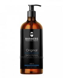 Мужской шампунь для нормальных волос для ежедневного использования Barbers Original