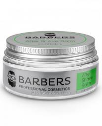 Увлажняющий успокаивающий бальзам после бритья с конопляным маслом Barbers Cannabis