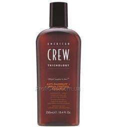 Мужской шампунь от перхоти для жирной кожи головы American Crew