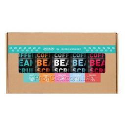 "Набор скрабов для тела ""Кофе"" Joko Blend Coffee Body Scrub Set of mini 5"