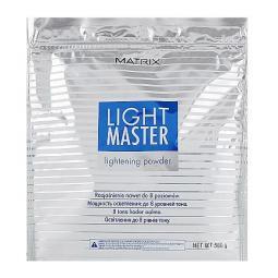 Быстродействующая суперосветляющая пудра для волос Matrix Light Master