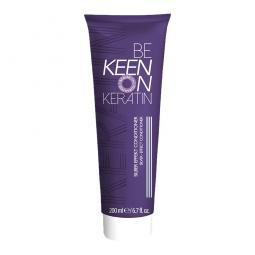 """Кондиционер для нейтрализации желтого оттенка волос """"Серебристый эффект"""" KEEN Keratin Silber Effekt Conditioner"""