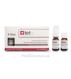 Гиалуроновая кислота + анти акне комплекс для лица TETe Cosmeceutical