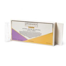 "Ампулы для лица ""4D лифтинг"" с DМАЕ и янтарной кислотой pHarmika 4D Lifting fluid DМАЕ & AMBER"