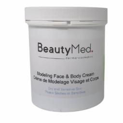 Моделирующий массажный крем для сухой и чувствительной кожи Beautymed Sensetive Skin Modeling Face & Body Cream