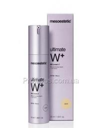 "Мультиактивный ВВ-крем для лица с SPF50 ""тон Medium"" Mesoestetic Ultimate W+ BB cream"