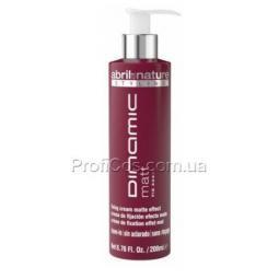 Крем для укладки волос с матовым эффектом Abril Et Nature Stiyling Definition Line Dinamic Matt