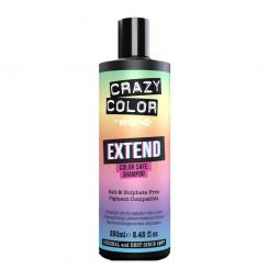 Безсульфатный шампунь для окрашенных волос Crazy Color Extend Color