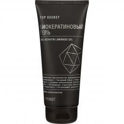 Биокератиновый гель с эффектом ламинирования волос Concept Top Secret Bio-Keratin Laminage Gel