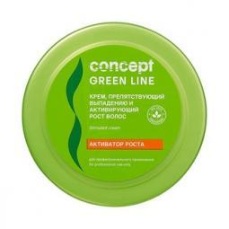 Крем-маска от выпадения волос Concept Green Line Hair Loss Reducing and Stimulant Cream