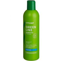 Шампунь от перхоти Concept GREEN LINE Anti-dandruff