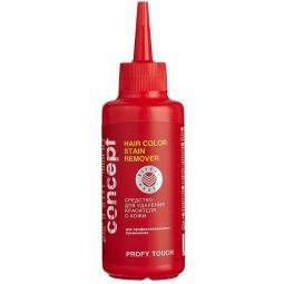 Средство для удаления красителя с кожи Concept Profy Touch Haircolor stain remover