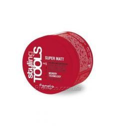 Матовая паста для волос экстрасильной фиксации Fanola Tools