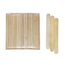Деревянные шпатели для депиляции 150 х 17 мм JantarikA (Янтарика)