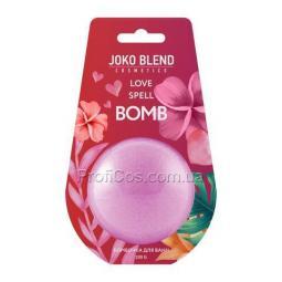 Смягчающая бомбочка для ванны Joko Blend Love Spell