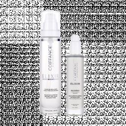 Эликсир для питания и придания волосам бриллиантового блеска с маслом бабассу и протеинами шелка Coiffance professionnel Nutrition & Brilliance Shine