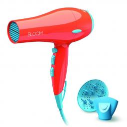 Фен для волос 2000 Вт (оранжевый) GA.MA BLOOM ELEGANZA ION ORANGE (GH1802)