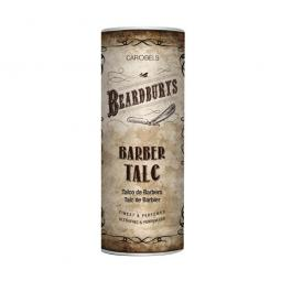 Освежающий тальк после бритья от высыпаний и раздражений Beardburys Barber Talc