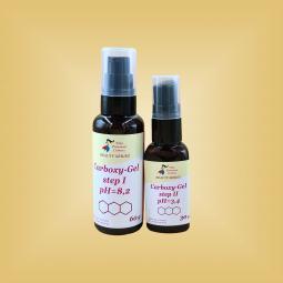Гели для карбокситерапии кожи лица 1-ая и 2-ая фазы (плотные гели) 6 процедур Nikol Professional Cosmetics