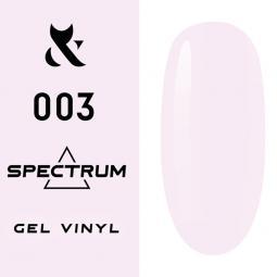Гель-лак для ногтей 003 F.O.X Spectrum spring, 7 мл
