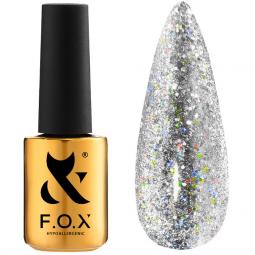 Гель-лак для ногтей 003 F.O.X Sphynx Cat Eye, 7 мл