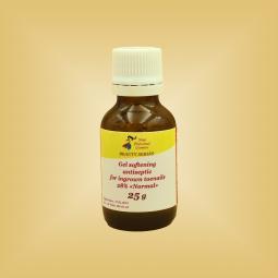 """Смягчающий антисептический гель для педикюра от вросших ногтей """"Normal"""" 28% Nikol Professional Cosmetics"""