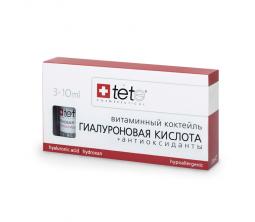 Гиалуроновая кислота + антиоксиданты для лица TETe Cosmeceutical