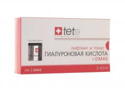 Гиалуроновая кислота + ДМАЕ для лица TETe Cosmeceutical