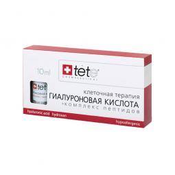 Гиалуроновая кислота + комплекс пептидов для лица TETe Cosmeceutical