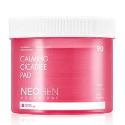 Гипоаллергенные тонер-диски для лица Neogen Dermalogy Calming Cicatree Pad