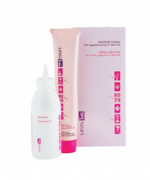 Набор для химического выпрямления волос ING Professional Liss-ING Kit Straight Cream, 2х100 мл