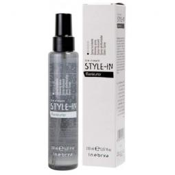 Защитный спрей для блеска волос Inebrya Style-In Illuminator Glossing Spray