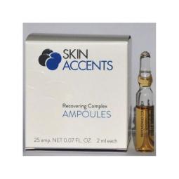 Регенерирующий и стимулирующий концентрат для лица Inspira Skin Accents Recovering Complex