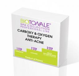 Карбокситерапия для жирной проблемной кожи лица от акне Biotonale Anti Acne