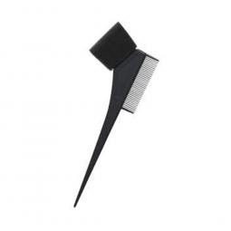 Киcтoчка для oкрашивaния волос с расческой и губкой Comair 7001245