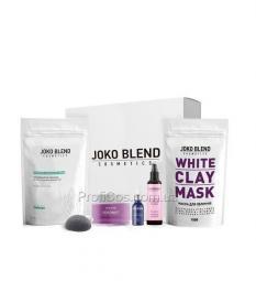 Омолаживающий восстанавливающий набор для упругости лица Joko Blend Relax Gift Pack
