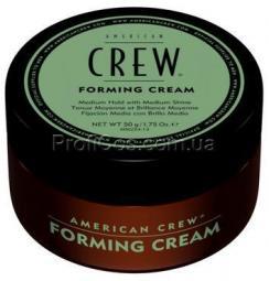 Формирующий крем для укладки волос American Crew