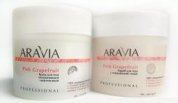 Лифтинг-набор для ухода за телом Aravia Organic