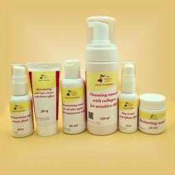 "Набор для возрастной кожи лица ""Premium Mini"" Nikol Professional Cosmetics"