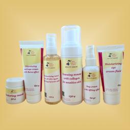 """Набор для возрастной кожи лица """"Premium Normal"""" Nikol Professional Cosmetics"""